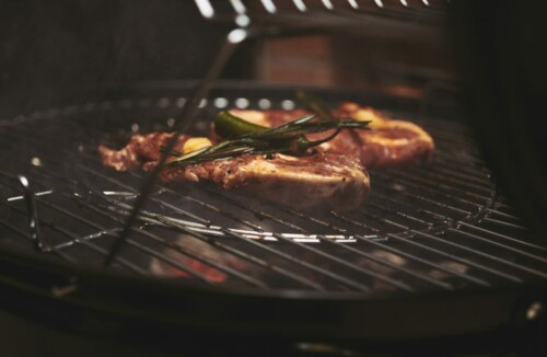 Become an expert outdoor chef